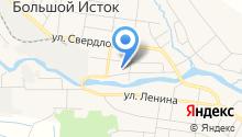 Средняя общеобразовательная школа №5 на карте