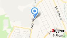 Интертэк на карте
