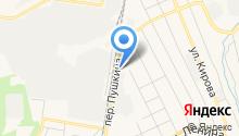 Фольверк на карте