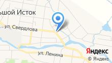 Соков и К на карте