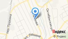 Уралмед-мебель на карте