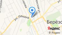 Сеть салонов-магазинов оптики на карте