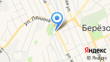 СБМ-трейд Екатеринбург на карте