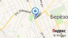 Урал-Сот+ на карте