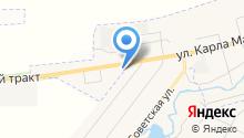 ИП Чудинов Сергей Анатольевич - торговля автозапчастями на карте