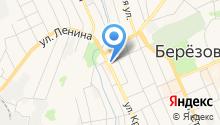 Уралнет на карте