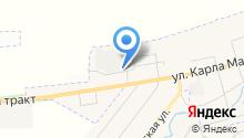 Арамильский авиационный ремонтный завод на карте
