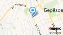 Банкомат, Уральский банк реконструкции и развития на карте