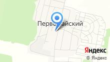 Уральские метёлки на карте