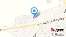 Компания Фудлидер на карте