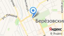Салон ритуальных услуг на ул. Загвозкина на карте