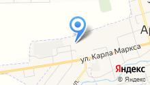 Handwerk на карте