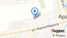 ПКФ КУБ на карте