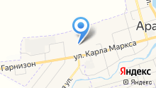 Арамильский завод металлоконструкций на карте