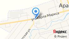 Арамиль CITI на карте