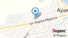 РегионУралКонтракт на карте