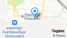 AVS-Logistic на карте