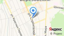 Центр предоставления субсидий и компенсаций, МКУ на карте