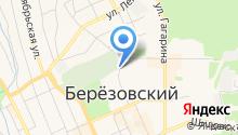 Магазин венков и искусственных цветов на карте