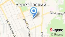 Домовой на карте