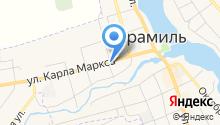 ФильтрМашСервис на карте