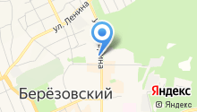 Банкомат, Уральский банк реконструкции и развития, ПАО на карте