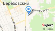 Управление Федеральной службы по надзору в сфере защиты прав потребителей и благополучия человека по Свердловской области на карте