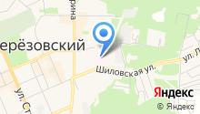 Центр восстановительной медицины и реабилитации МВД России на карте