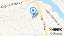Свердловскавтодор на карте