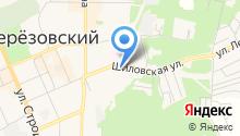 Инспекция Федеральной налоговой службы России по Свердловской области на карте