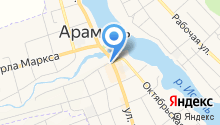 Арамильские вести на карте