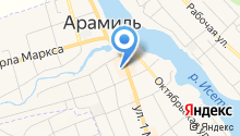 GSM-Эксперт на карте