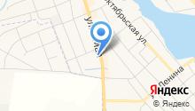 Академия гимнастики на карте