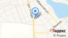 К Телеком на карте