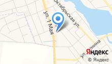 Арамильский курьер на карте