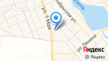 Первомайская, ТСН на карте