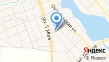 Транзит Урал на карте