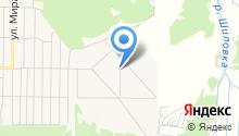 Уют-Сити на карте