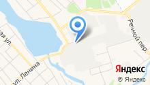 ТриаБлок на карте
