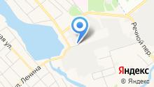 ВИЯ на карте