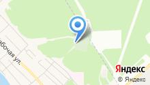 Арамильское кладбище на карте