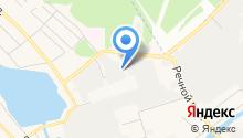 Андико на карте