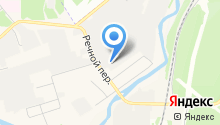 АВТОБОСС на карте