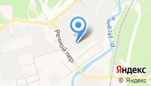 Урал Грин на карте