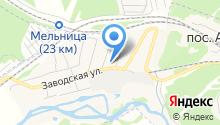 АРГОмаг на карте
