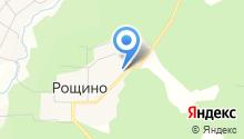 Продуктовый магазин на ул. Ленина на карте