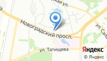 Avto Gack на карте