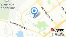 Carwash Route66 на карте