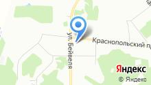 Интерсвязь на карте