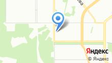 Hosttelekom на карте